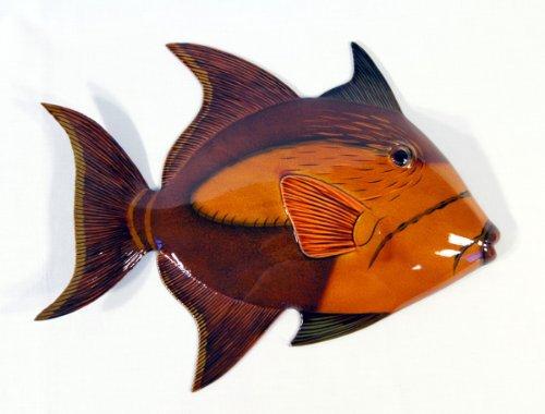 Antique Tropical Fish - 8