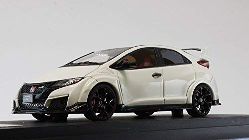 Amazon.com: Hobby Japan MARK43 1/43 Honda Civic Type R (FK2) Championship White finished product: Toys & Games