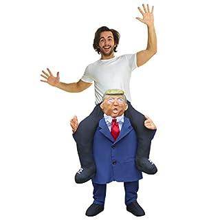 Morph One Size Fits Most Piggyback, Leader Donald Trump