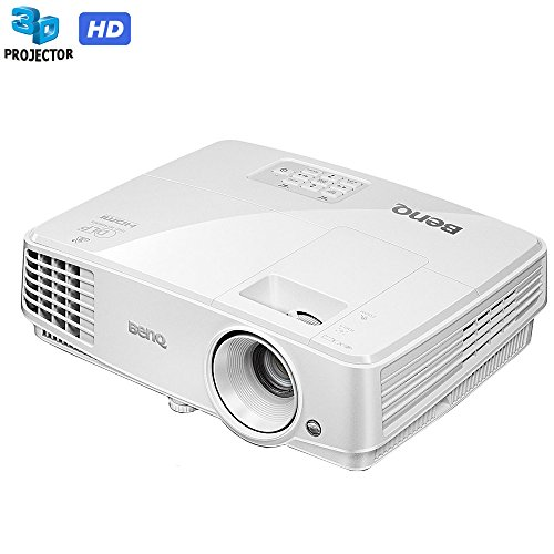 BenQ MW526A WXGA 3200 Lumens 3D Ready Projector with HDMI 1.4A – Certified Refurbished