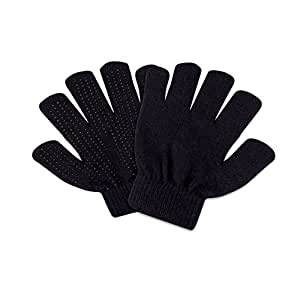 Perri's Magic Gloves, Black, One Size
