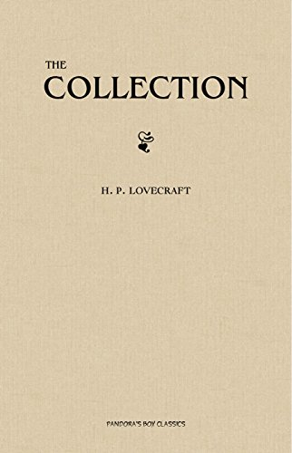 Picture of a H P Lovecraft Complete Collection