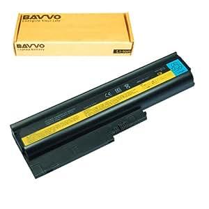 Bavvo Batería de Ordenador 6-células compatible con IBM/Lenovo 42t4545 42t4560 42t4569 42t4619 42t4621 42t4622 42t4623