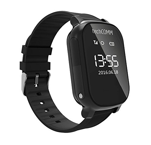 TechComm G700 Kid Tracker Watch with Call/Text/GPS/Geo Fencing