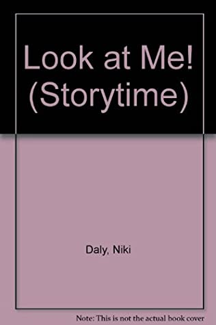 book cover of Look At Me!