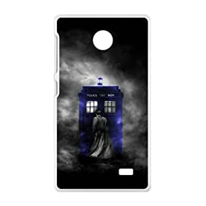 doctor who facebook cover Phone Case for Nokia Lumia X Case