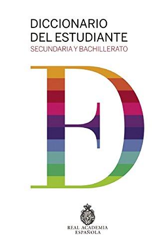 Descargar Libro Diccionario Del Estudiante. Secundaria Y Bachillerato Real Academia