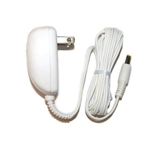 Fisher-Price Baby Swing Power Cord AC Adapter, White NOT compatible w Rock Play or Smart Connect Soother