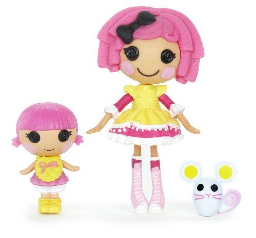 Lalaloopsy Mini Littles Doll, Crumbs Sugar Cookie/Sprinkle Spice Cookie