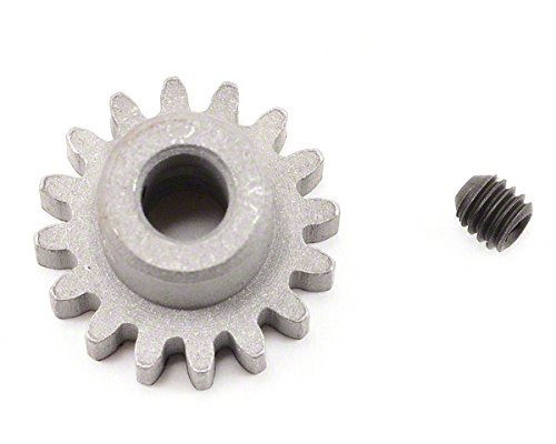 Novak 5105 Mod 1 Hardened Steel Pinion Gear, 5mm, 16T
