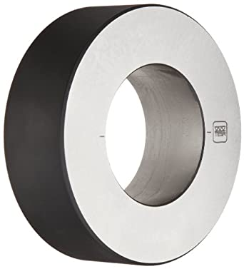 "Brown & Sharpe TESA 00850116 Standard Setting Ring for Inside Micrometer, 1.800"" Diameter"