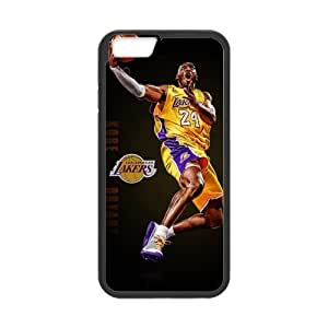 iPhone 6 Case, [kobe] iPhone 6 (4.7) Case Custom Durable Case Cover for iPhone6 TPU case(Laser Technology) hjbrhga1544
