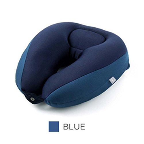 DACHUI Travel Pillow Neck Pillow U-Shaped Particles Neck Pil