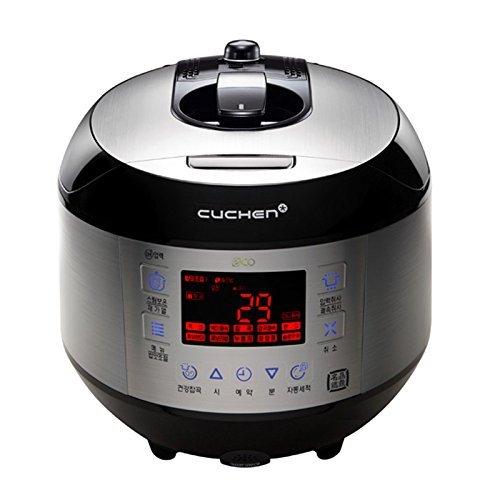 CUCHEN Beauty IH Pressure Rice Cooker & Warmer 10cup WHA-BT1010 110V by Cuchen