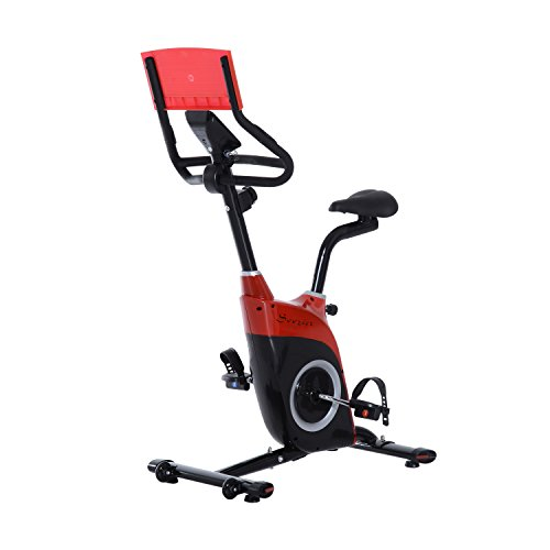 Soozier Portable Upright Stationary Magnetic Exercise Bike Soozier