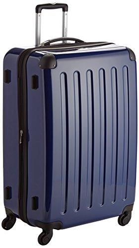 HAUPTSTADTKOFFER - Alex - Hard-side Luggage Darkblue Glossy, 75 cm, 119 Liter