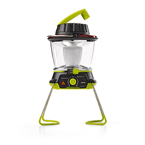 GOAL ZERO Lighthouse 400 Lantern & USB Power Hub Crank Charg