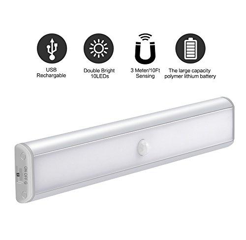 Stick-on Anywhere Portable Little Light Wireless LED Under Cabinet Lights (Under Cabinet Light Rail)