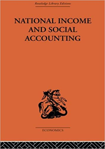 Book National Income and Social Accounting