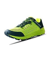 Hanagal Men's Kenting Vibram Mega-Grip Trail Running Shoe