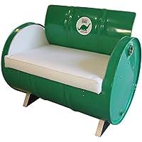 Drum Works Furniture Sinclair Gasoline Armchair