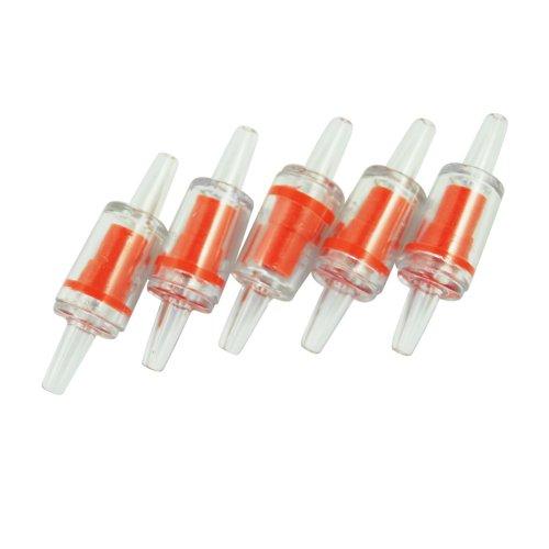 Aquarium Clear Plastic Check Valves product image