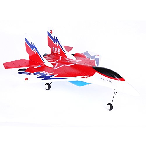 - INSTEN 2.4G 2-CH Glider RC Jets Radio Control Plane Airplane Aircraft Ready to Fly