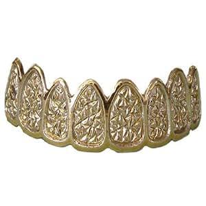 Dientes urbano Oro ', incluye pegamento dientes