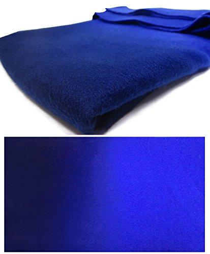 Amanana Versatile Women's Winter Scarf - Cozy Warm Cashmere Plaid Blanket Scarf Wrap Shawl Neck Stole Checked Pashmina (Dark Blue)