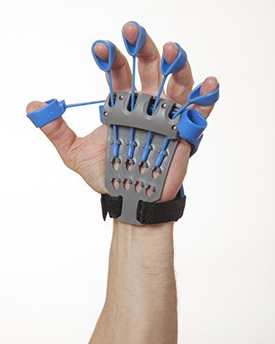 Clinically Fit Inc. XTENSORBLUE Blue Xtensor Hand Exerciser