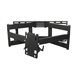 Mustang MV-ARM-XL 42-65-Inch Articulating Projector Dual Arm
