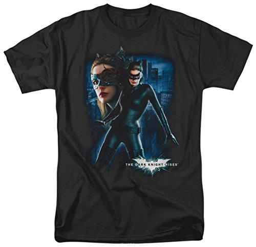 The Dark Knight Rises - Catwoman T-Shirt Size XXL (Catwoman From The Dark Knight Rises)