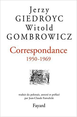 Lire un Correspondance 1950-1969 epub pdf