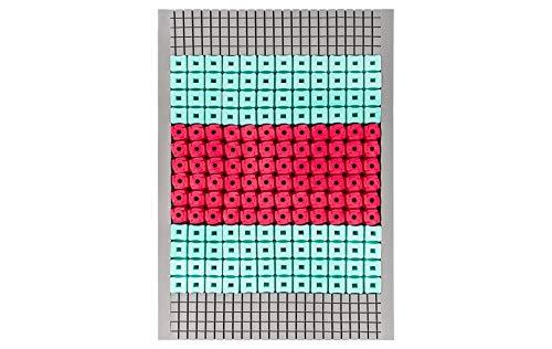 Bedland ▻ Colchón Viscoelástico ML 700, Color Beige (180cm x 190cm). Colchón con máxima adaptabilidad y 5 Zonas de Descanso diferenciadas. ¡La Mejor Cama!: