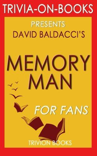 Read Online Trivia: Memory Man by David Baldacci (Trivia-on-Books) PDF
