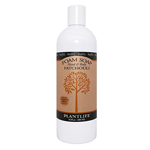 Patchouli Liquid Hand Soap - 4