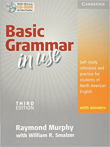 Basic Grammar In Use Student S Book With Answers And Cd Rom Self
