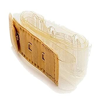 5a03bda3552b1 Alterback - Low Back Bra Converter Strap (Clear Nude)  Amazon.co.uk   Clothing