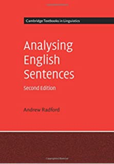 Amazon an annotated syntax reader lasting insights and analysing english sentences cambridge textbooks in linguistics fandeluxe Images