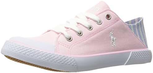 Polo Ralph Lauren Kids Kids' Callie Pnk Oxfdclt/Blu Hnlystp Sandal