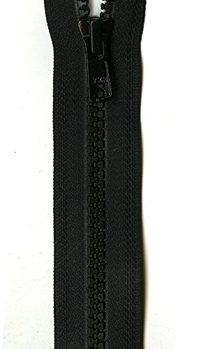 YKK Mini Vislon Separating Zipper, 10