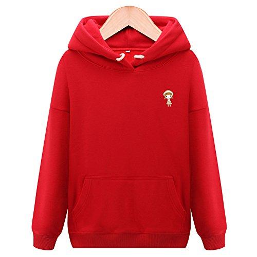 Thick Winter Jacket Plus Hedging Shirt And red Autumn Sweater Xuanku Cap Soft Women Velvet Cap 4qXEn