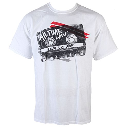 PLASTIC HEAD t-Shirt Metal Men's All Time Low - Mix Tape PH8334 XL (Best Mixtapes Of All Time)