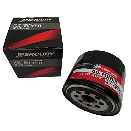 Mercury Outboard 4-Stroke Oil Filter 35-877761K01