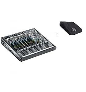 Pack Mackie profx12V2–Mesa de mezclas 12canales con efectos + funda