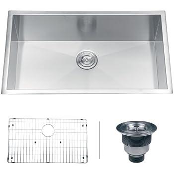 Ruvati Rvh7405 Undermount 16 Gauge 32 Quot Kitchen Sink Single