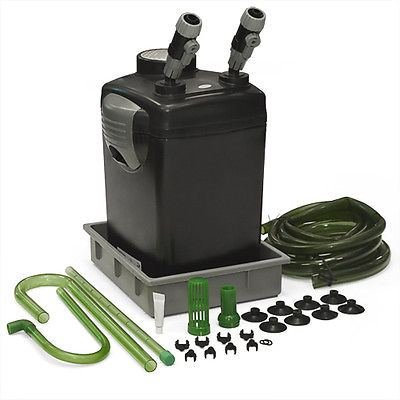 Fish Canister External 3 Stage Filter Pump For Aquarium Pond Pump Fish Tank New by Aquarium