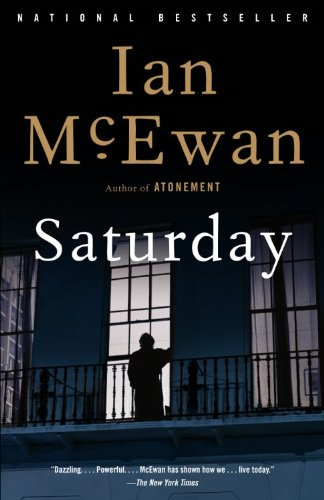 Saturday by [McEwan, Ian]