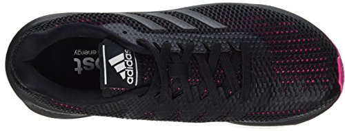Shock core Donna W Black Adidas Multicolore S16 Corsa Pink Vengeful Core Scarpe Da 1wAqv