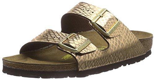 Birkenstock Arizona Bf Metallic, Women's Sandals: Amazon.co.uk: Shoes & Bags